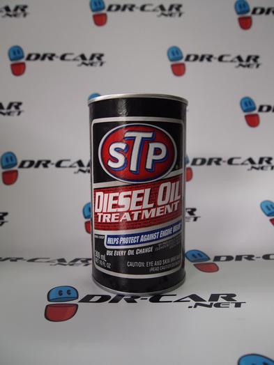 STP หัวเชื้อน้ำมันเครื่องสำหรับเครื่องดีเซล