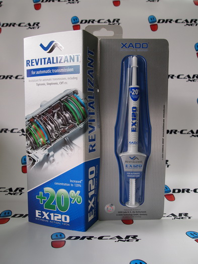 XADO EX120 สารเคลือบเกียร์ออโต้