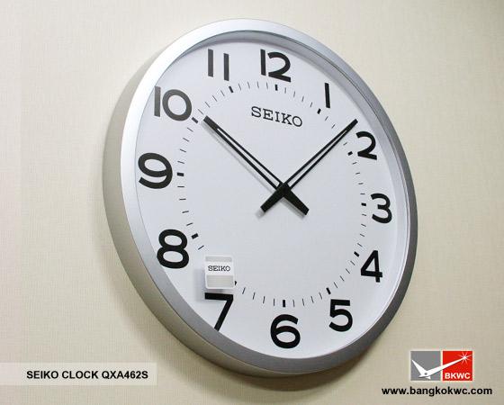 SEIKO CLOCK QXA563S (20 นิ้ว ) ::ชื่อรุ่นเก่า QXA462S 1