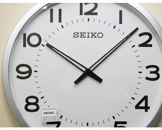 SEIKO CLOCK QXA563S (20 นิ้ว ) ::ชื่อรุ่นเก่า QXA462S 2