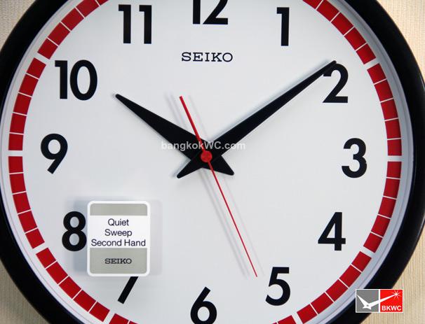 นาฬิกาแขวน SEIKO CLOCK QXA476J (12นิ้ว) 1