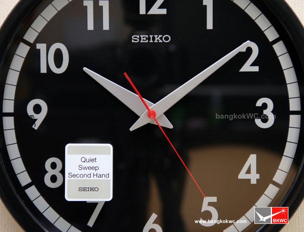 นาฬิกาแขวน SEIKO CLOCK QXA476K (12นิ้ว) 1