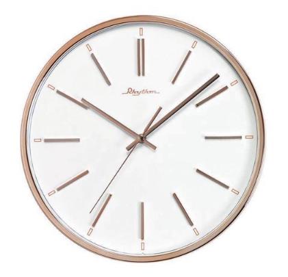 นาฬิกาแขวน RHYTHM CMG437NR13  (11.8 นิ้ว)