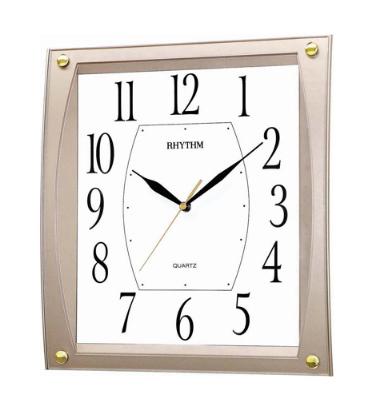 นาฬิกาแขวน RHYTHM CMG893NR18  (11.4 นิ้ว x 14 นิ้ว)
