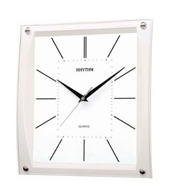 นาฬิกาแขวน RHYTHM CMG893NR03  (11.4 นิ้ว x 14 นิ้ว)