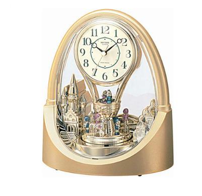 นาฬิกาตั้งโต๊ะ Rhythm 4RH737WD18