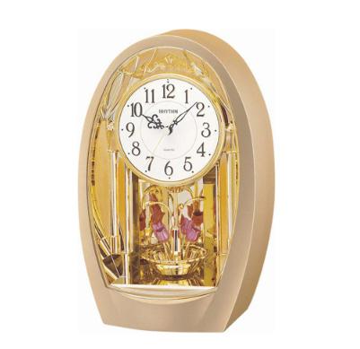 นาฬิกาตั้งโต๊ะ Rhythm 4RH742WP82