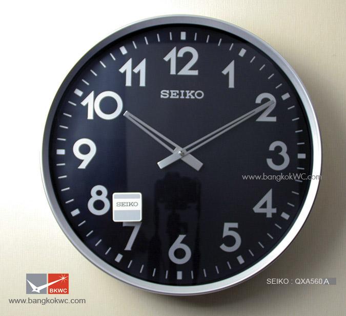 นาฬิกาแขวน SEIKO Office Standard Clock QXA560A  (ขนาด16.5 นิ้ว)