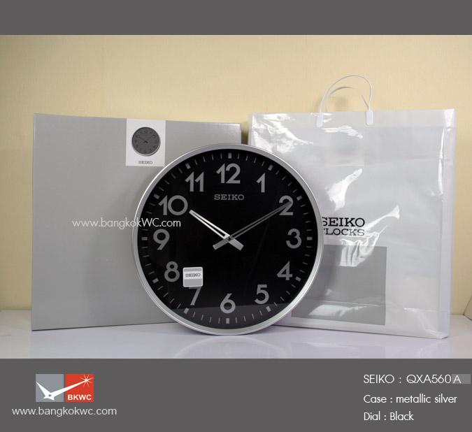 นาฬิกาแขวน SEIKO Office Standard Clock QXA560A  (ขนาด16.5 นิ้ว) 2