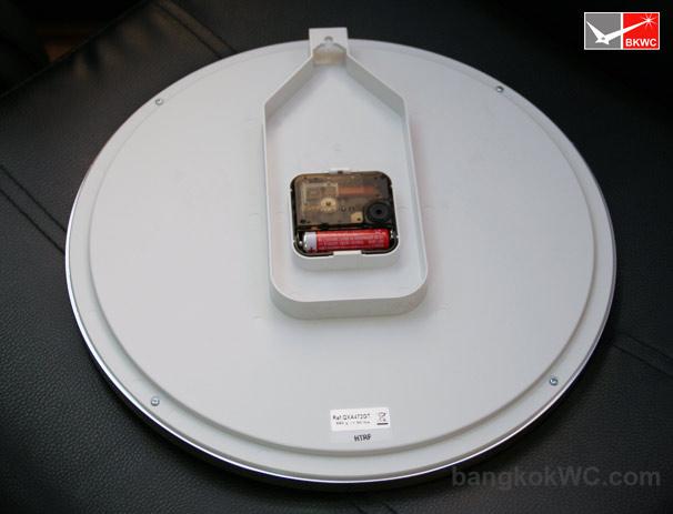นาฬิกาแขวน SEIKO CLOCK QXA472G (12 นิ้ว) (มีสต๊อค จำนวน 1 เรือน) 4