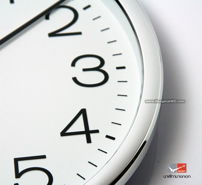 นาฬิกาแขวน SEIKO Office Standard Clock PDA014S (12นิ้ว) (มีสินค้าพร้อมส่ง) 2