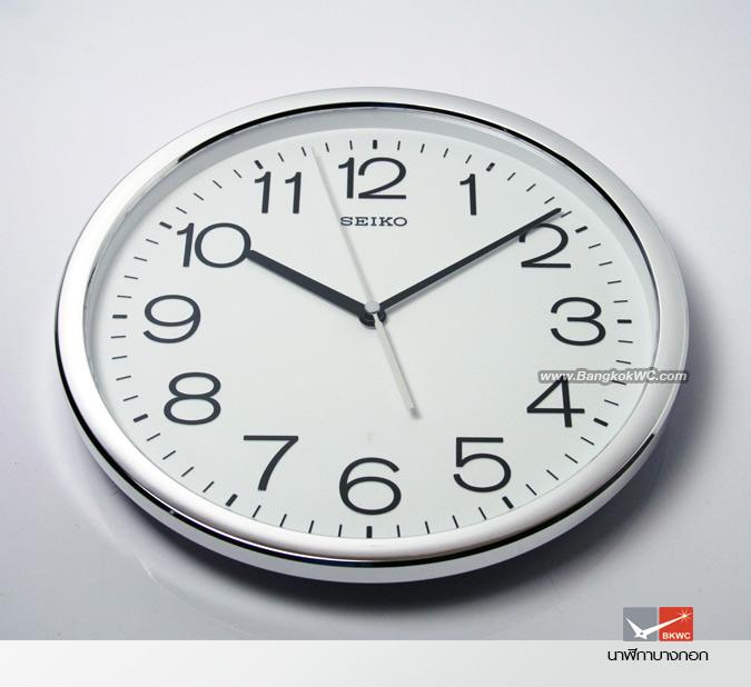 นาฬิกาแขวน SEIKO Office Standard Clock PDA014S (12นิ้ว) (มีสินค้าพร้อมส่ง) 3