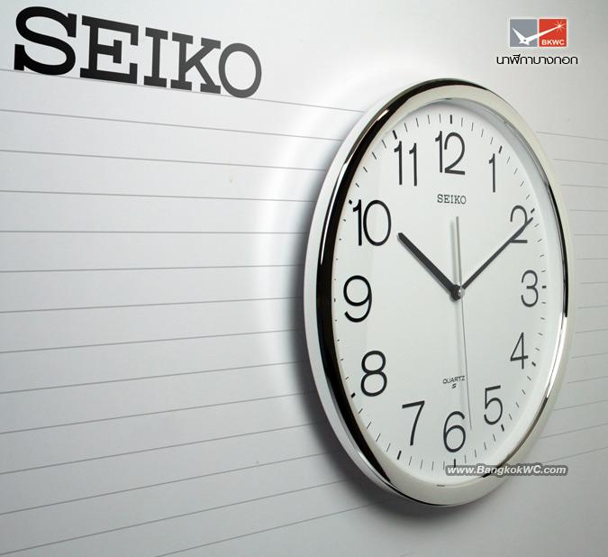 นาฬิกาแขวน SEIKO Office Standard Clock  PAA020S (14นิ้ว) (มีสินค้าพร้อมส่ง) 1