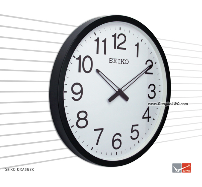 SEIKO CLOCK QXA563K (20 นิ้ว ) 1