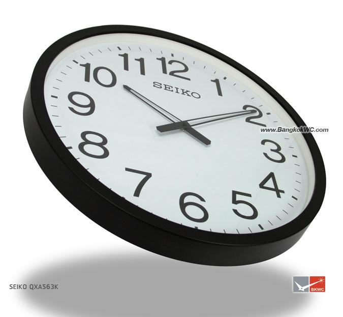 SEIKO CLOCK QXA563K (20 นิ้ว ) 3