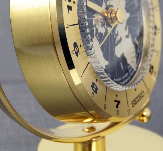 นาฬิกาตั้งโต๊ะ SEIKO QHG106G 6