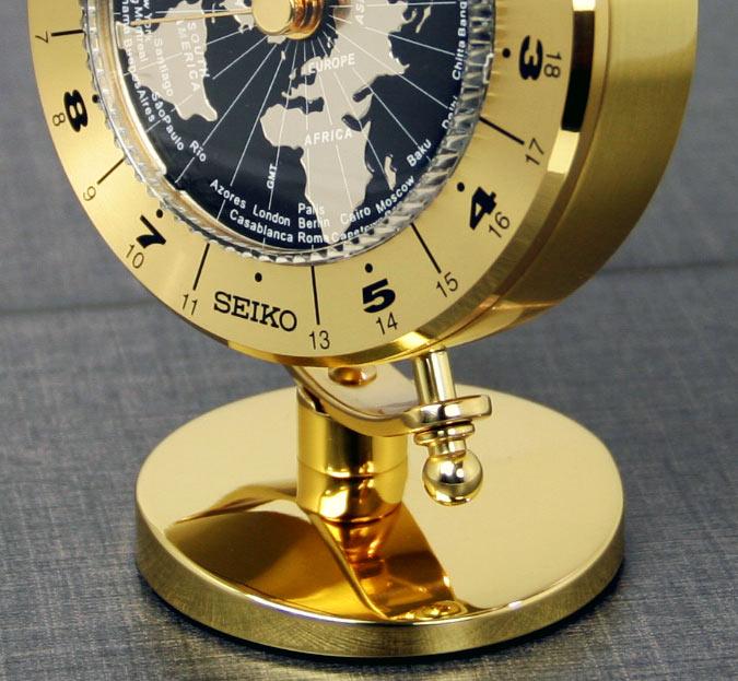 นาฬิกาตั้งโต๊ะ SEIKO QHG106G 5