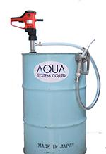 AQUASYSTEM Model: AQT-DP-40A 1