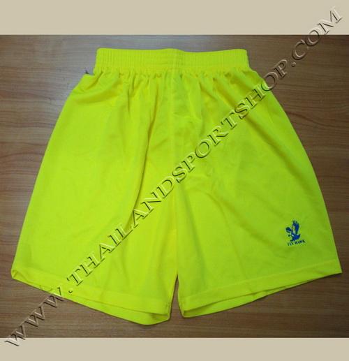 กางเกง FLY HAWK รุ่น B 939 (สีเหลือง YG) สีล้วน