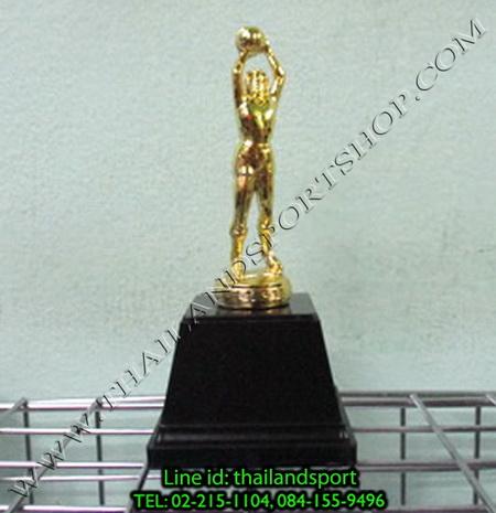 ถ้วยรางวัล star1980 รุ่น mini (สีทอง gd, เงิน s) รูปนักบาสเกตบอล แบบเดียว n6 net pro ok