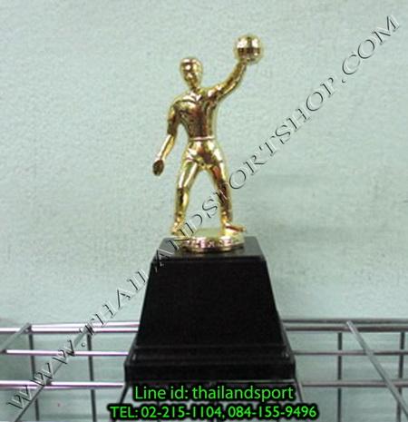 ถ้วยรางวัล star1980 รุ่น mini (สีทอง gd, เงิน s) รูปนักวอลเล่ย์บอล แบบเดียว n6 net pro ok
