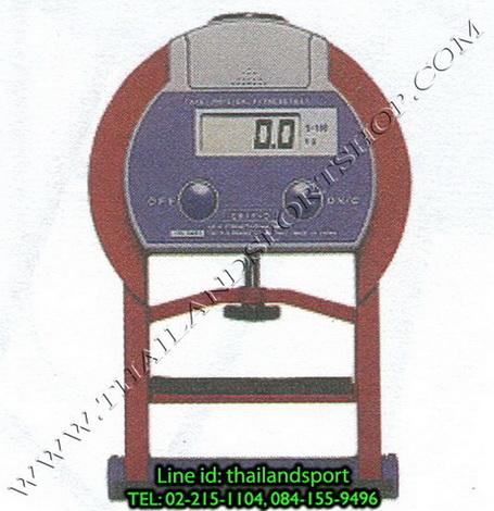 เครื่องวัด แรงบีบมือ แบบตัวเลข T.K.K. รุ่น 69 4 02