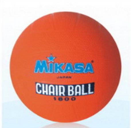 ลูกแชร์บอล MIKASA รุ่น 1800 (O) เบอร์ 5 ยาง
