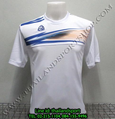 เสื้อกีฬา อีโก้ สปอร์ต EGO SPORT รุ่น EG-5106 (สีขาว W) พิมพ์ลาย