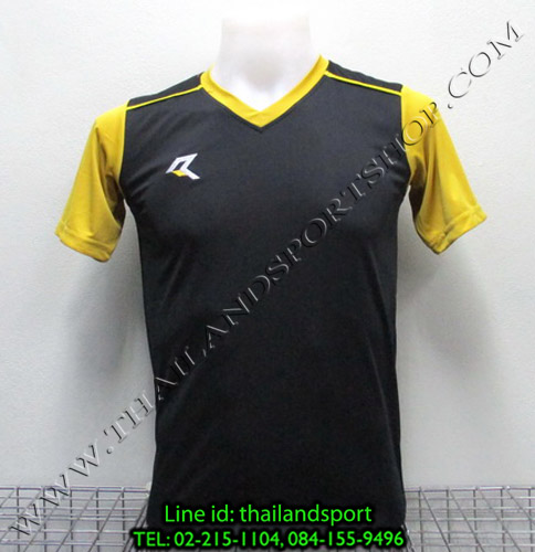 เสื้อกีฬา เรียล REAL รหัส RAX004 (สีดำ A)