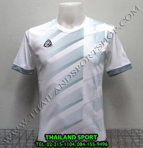 เสื้อ อีโก้ EGO SPORT รุ่น EG-5110 (สีขาว W) พิมพ์ลาย