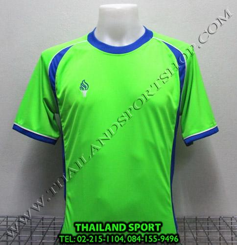 เสื้อกีฬา สปอร์ต เดย์ SPORT DAY รุ่น SA001 (สีเขียว G) ตัดต่อ