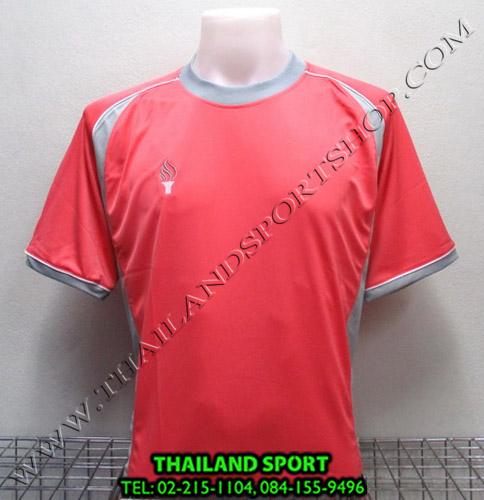 เสื้อกีฬา สปอร์ต เดย์ SPORT DAY รุ่น SA001 (สีโอรส LO) ตัดต่อ