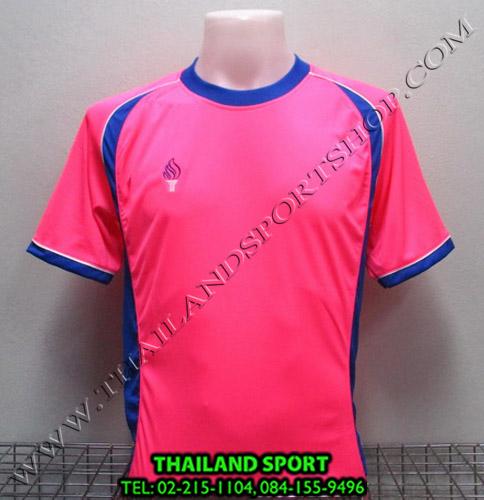 เสื้อกีฬา สปอร์ต เดย์ SPORT DAY รุ่น SA001 (สีชมพู2 P2) ตัดต่อ