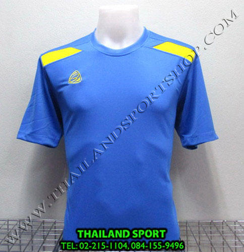 เสื้อ อีโก้ EGO SPORT รหัส EG-1009 (สีฟ้า L)