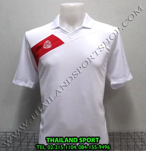 เสื้อกีฬา อีโก้ EGO SPORT รหัส EG 1011 (สีขาว W) คอปก