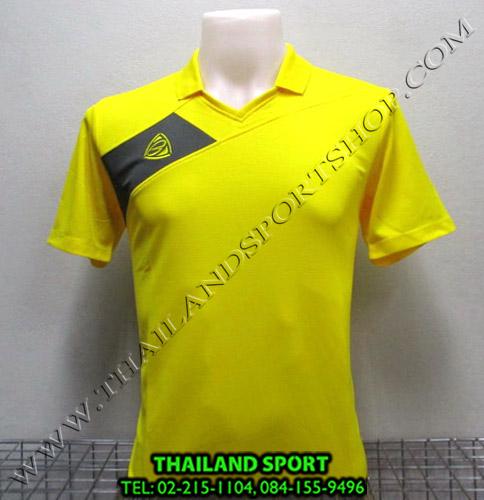 เสื้อกีฬา อีโก้ EGO SPORT รหัส EG 1011 (สีเหลือง Y) คอปก