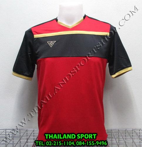 เสื้อกีฬา เวอร์ซูส VERSUS รุ่น VS-710 (สีแดง R)