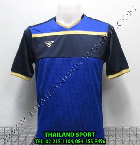 เสื้อกีฬา เวอร์ซูส VERSUS รุ่น VS-710 (สีน้ำเงิน B)