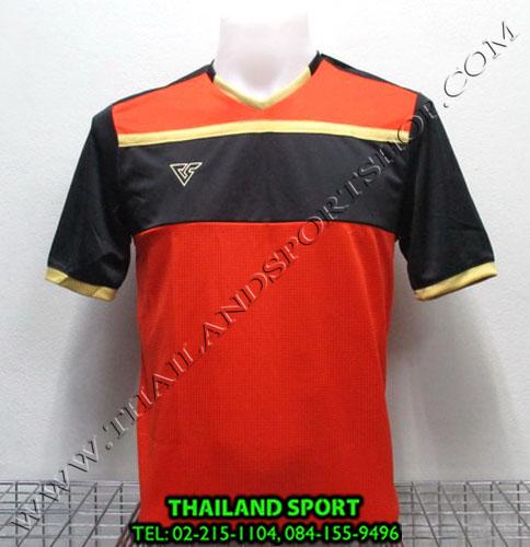 เสื้อกีฬา เวอร์ซูส VERSUS รุ่น VS-710 (สีส้ม O)