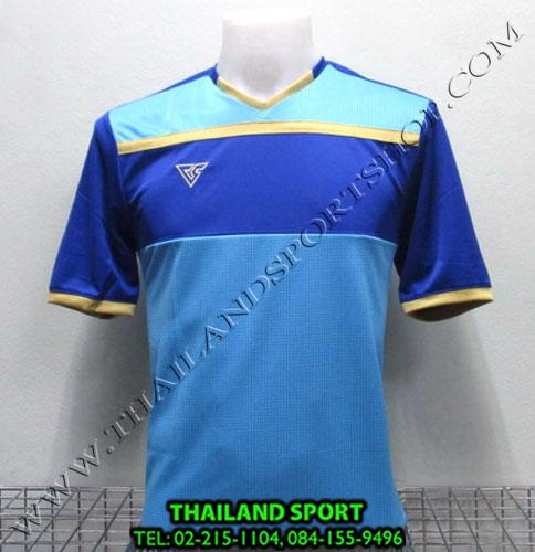 เสื้อกีฬา เวอร์ซูส VERSUS รุ่น VS-710 (สีฟ้า L)