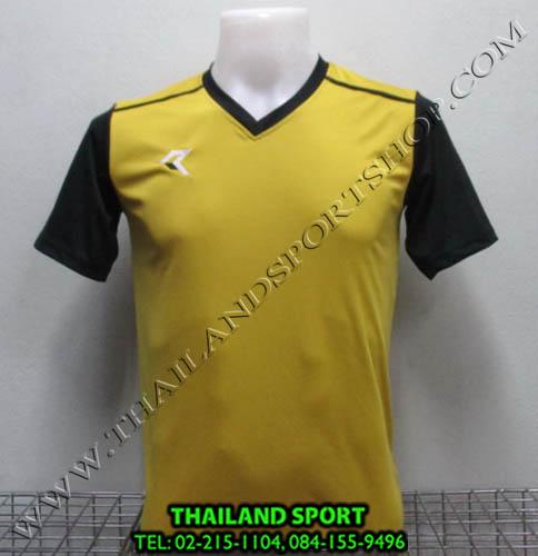 เสื้อกีฬา เรียล REAL รหัส RAX004 (สีทอง GD)
