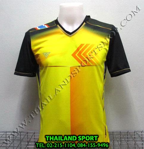 เสื้อกีฬา เวอร์ซูส VERSUS รุ่น VS-002 (สีเหลือง Y)
