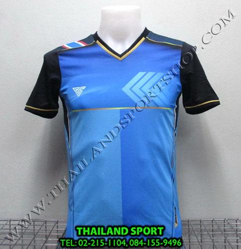 เสื้อกีฬา เวอร์ซูส VERSUS รุ่น VS-002 (สีฟ้า L)