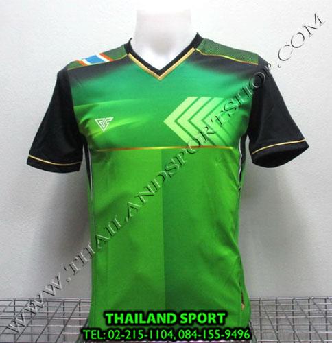เสื้อกีฬา เวอร์ซูส VERSUS รุ่น VS-002 (สีเขียว G)