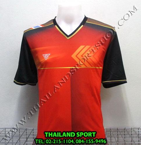 เสื้อกีฬา เวอร์ซูส VERSUS รุ่น VS-002 (สีส้ม O)