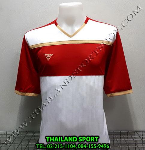 เสื้อกีฬา เวอร์ซูส VERSUS รุ่น VS-710 (สีขาว W)