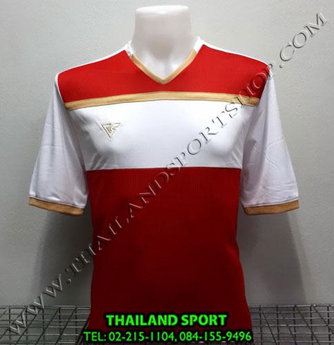 เสื้อกีฬา เวอร์ซูส VERSUS รุ่น VS-710 (สีแดง-ขาว RW)