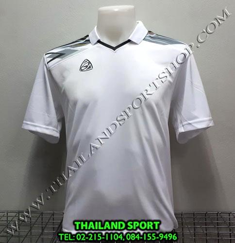 เสื้อกีฬา คอปก อีโก้ EGO SPORT รหัส EG-5114 (สีขาว W)