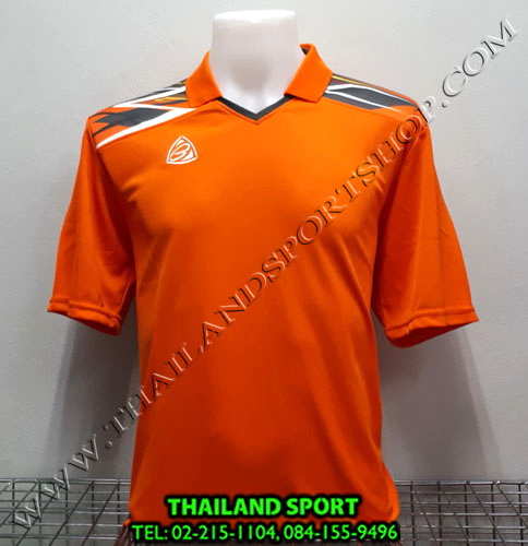 เสื้อกีฬา คอปก อีโก้ EGO SPORT รหัส EG-5114 (สีส้ม O)