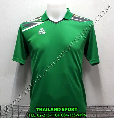 เสื้อกีฬา คอปก อีโก้ EGO SPORT รหัส EG-5114 (สีเขียว G)